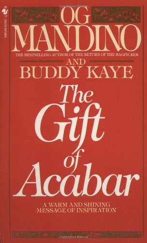 The Gift of Acabar 9780553260847