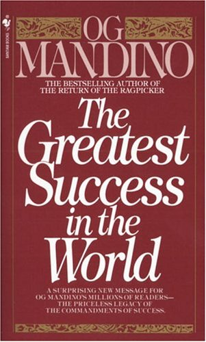 The Greatest Success in the World 9780553278255