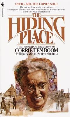 The Hiding Place: The Triumphant True Story of Corrie Ten Boom 9780553256697