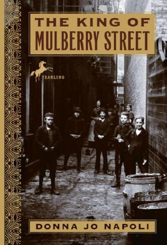 The King of Mulberry Street 9780553494167