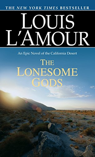 The Lonesome Gods 9780553275186