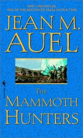 The Mammoth Hunters 9780553280944