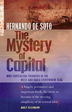 The Mystery of Capital 9780552999236