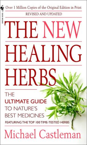 The New Healing Herbs: Revised and Updated 9780553585148