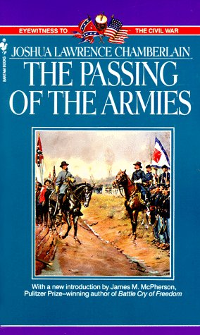 The Passing of Armies: An Account of the Final Campaign of the Army of the Potomac 9780553299922