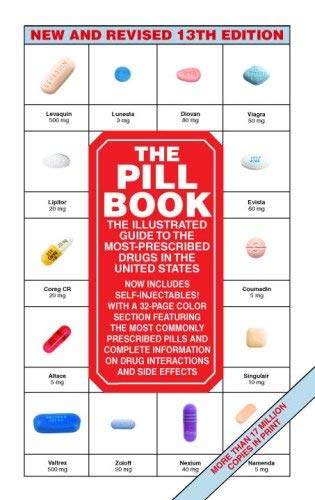 The Pill Book 9780553383928