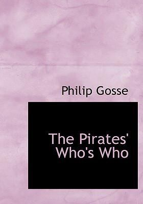 The Pirates' Who's Who 9780554274768