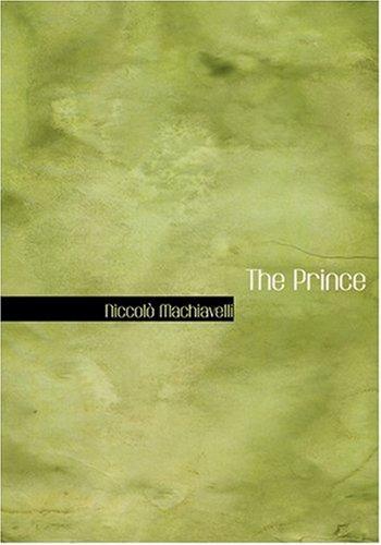 The Prince 9780554260716