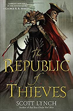The Republic of Thieves 9780553804690