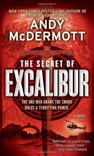 The Secret of Excalibur 9780553592955