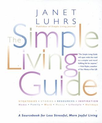 The Simple Living Guide 9780553067965