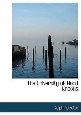 The University of Hard Knocks 9780554215488