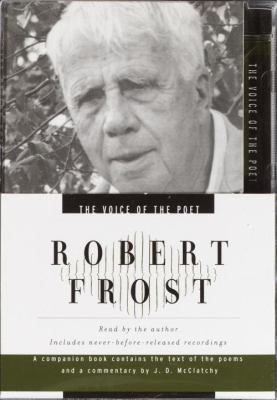 The Voice of the Poet: Robert Frost 9780553756616