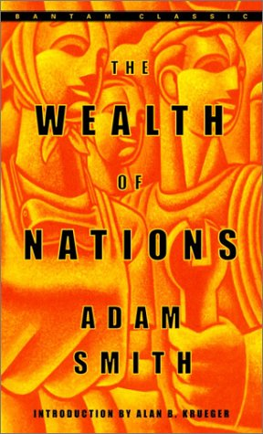 The Wealth of Nations 9780553585971