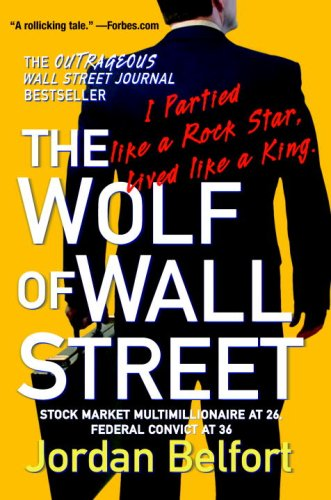 The Wolf of Wall Street 9780553384772