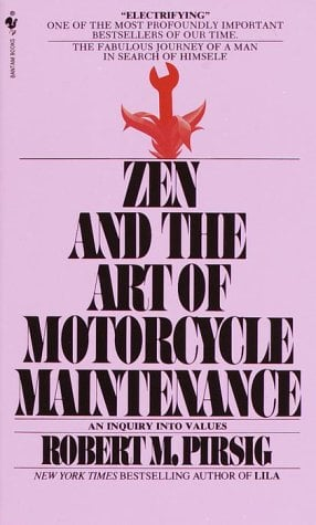 The Zen and Art of Motorcycle Maintenance 9780553277470