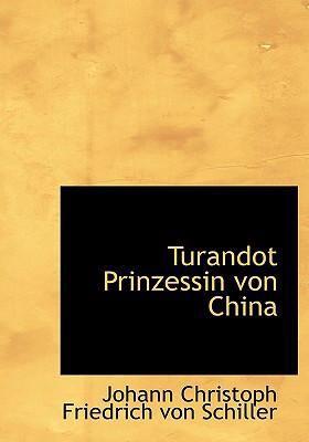 Turandot Prinzessin Von China 9780554263489