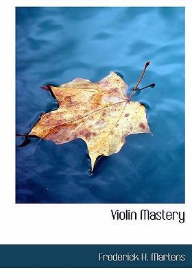 Violin Mastery 9780554253336