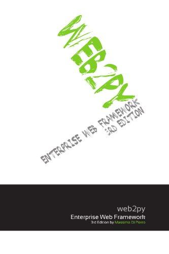 Web2py (3rd Edition) 9780557604142