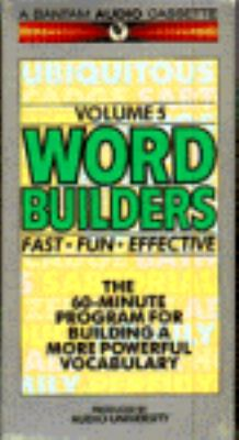Wordbuilders, Volume 5 9780553451603