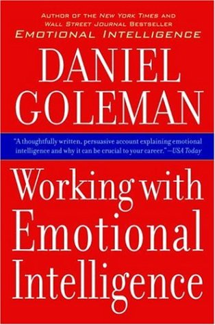Working with Emotional Intelligence 9780553104622