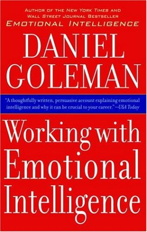 Working with Emotional Intelligence 9780553378580