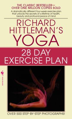 Yoga: 28 Day Exercise Plan 9780553277487