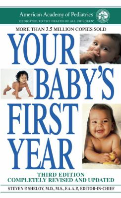 Your Baby's First Year 9780553593006