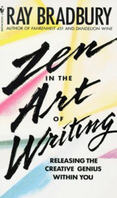 Zen in the Art of Writing 9780553296341