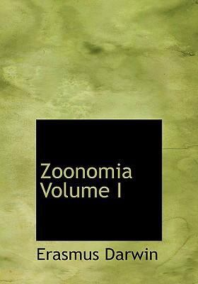 Zoonomia Volume I 9780554254029
