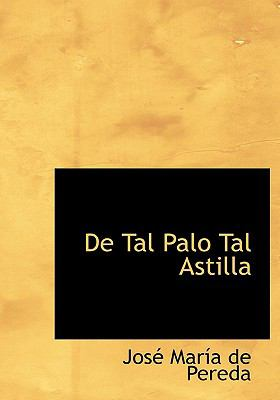 de Tal Palo Tal Astilla 9780554286389