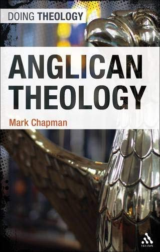 Anglican Theology 9780567250315