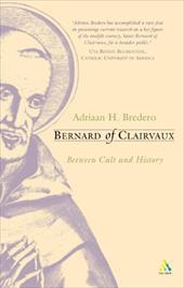 Bernard of Clairvaux: Between Cult and History 2095580