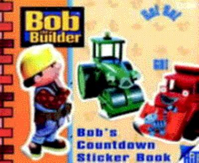 Bob the Builder: Countdown Sticker Book 9780563475316