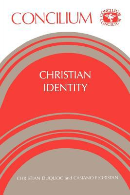 Concillium 196 Christian Identity 9780567300768