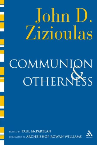 Communion and Otherness: Further Studies in Personhood and the Church 9780567031488