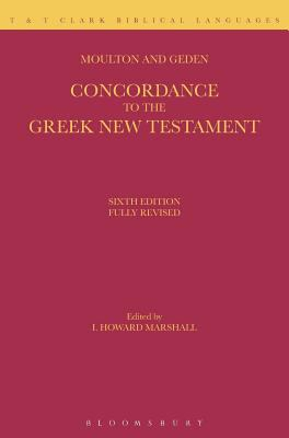 Concordance to the Greek New Testament: Fifth Edition 9780567010216