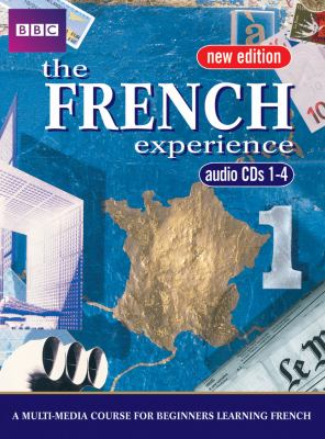 French Experience 1 CDs 1-4 9780563472582