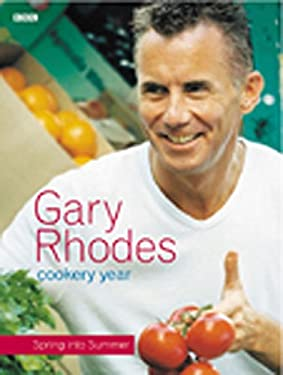 Gary Rhodes Cookery Year Spring Into Summer 9780563522454