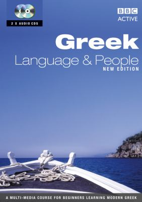 Greek Language and People 9780563519775