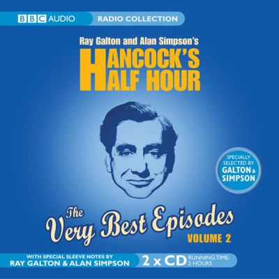Hancock's Half Hour: The Very Best Episodes, Volume 2 9780563504085