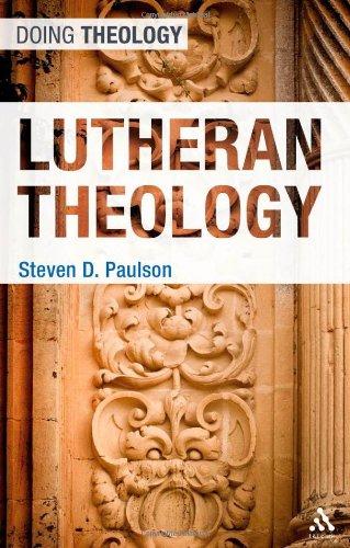Lutheran Theology 9780567550002