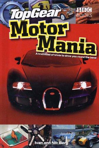 Motor Mania 9780563493624