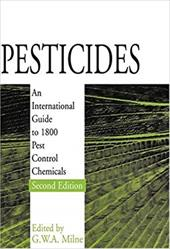 Pesticides: An International Guide to 1800 Pest Control Chemicals 2094262