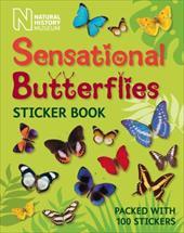 Sensational Butterflies Sticker Book 20773620