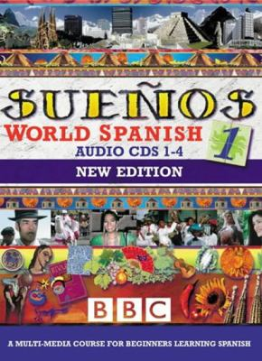 Suenos World Spanish 1 CDs 1-4 9780563472483