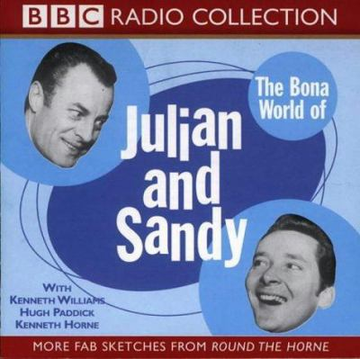The Bona World of Julian and Sandy 9780563536390
