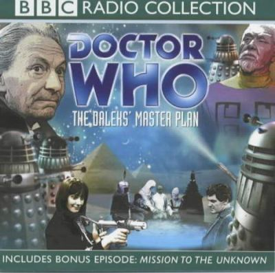 The Daleks' Master Plan 9780563535003