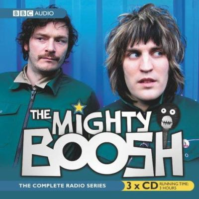 Mighty Boosh: Complete Radio Series 9780563527541