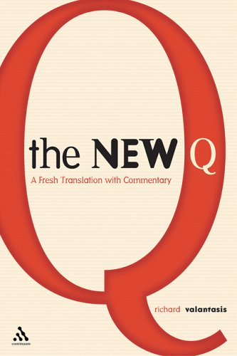 The New Q: A Fresh Translation with Commentary 9780567025616